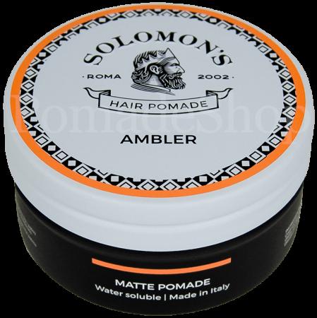 Solomon's Beard Ambler Matte Pomade