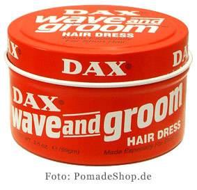 DAX Wave & Groom (DAX Wax / rote DAX)