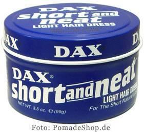 """DAX Short & Neat (""""Die blaue DAX"""")"""