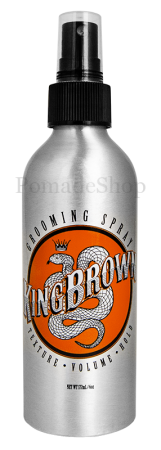 King Brown Grooming Spray