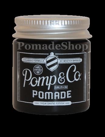 Pomp & Co Pomade, Travel Size 1oz