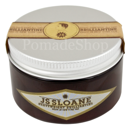 JS SLOANE Brilliantine HEAVY