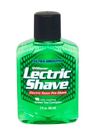 Williams Lectric Shave (88ml)