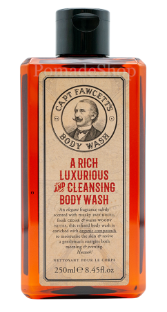 Captain Fawcett's Expedition Reserve Body Wash