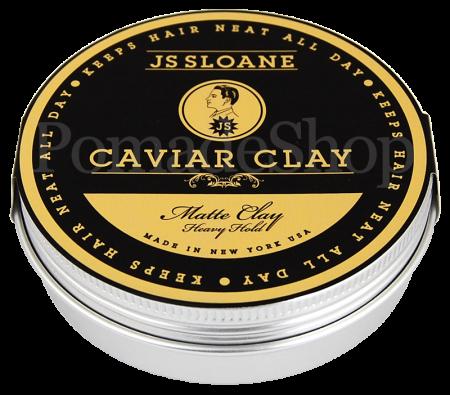 JS SLOANE Caviar Matte Clay HEAVY