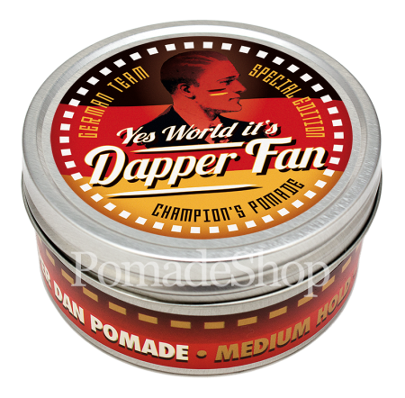 Dapper Fan WM 2018 Special Edition