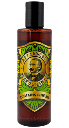 Captain Fawcett's Beer'd Shampoo
