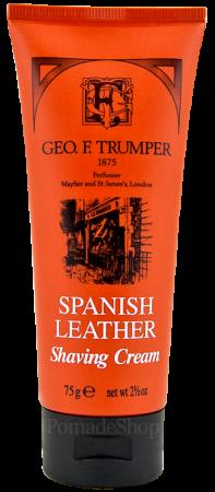 Trumper's Spanish Leather Shaving Cream