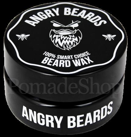 Angry Beards Beard Wax