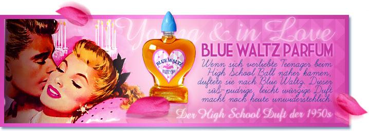 Blue Waltz Parfum - PomadeShop