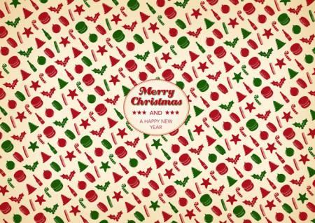 """Geschenkpapier """"Merry Christmas"""""""