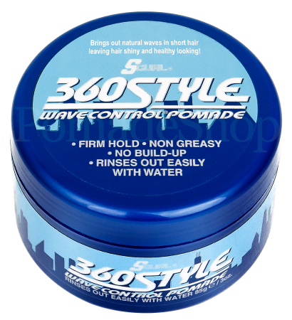 360 style pomade how to get waves
