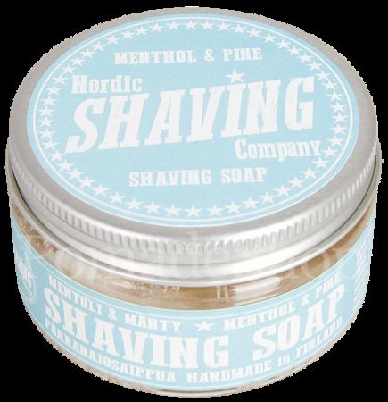 Nordic Shaving Soap Menthol & Pine