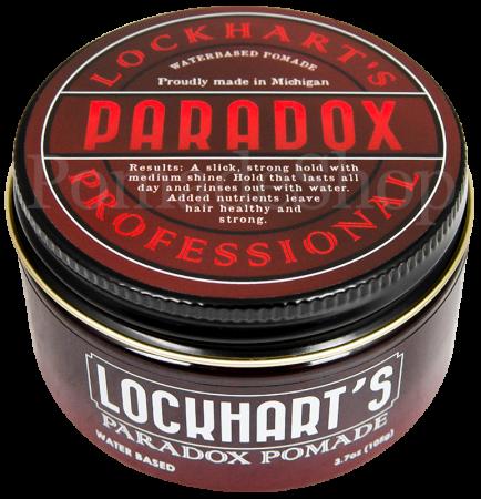 Lockhart's Paradox Waterbased Pomade