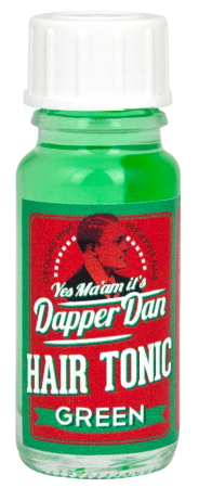 Dapper Dan Hair Tonic Green Tester