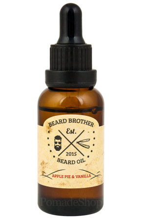 Beard Brother Beard Oil Applepie and Vanilla