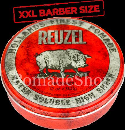 Reuzel rot XXL Barber Size