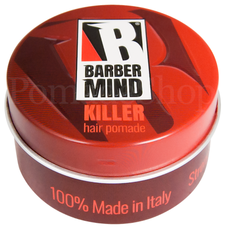 Barber Mind Killer