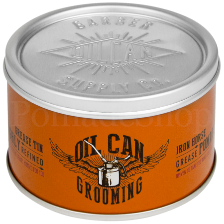 Oil Can Grooming Grease Pomade