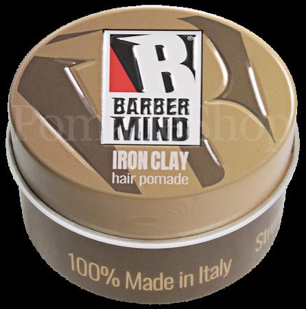 Barber Mind Iron Clay