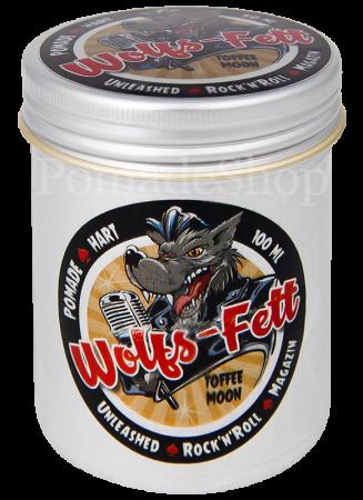 """Wolfs-Fett """"TOFFEE MOON"""" hart"""