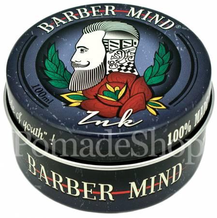 Barber Mind Pomade Ink Pomadeshop