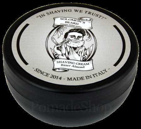 Solomon's Beard Shaving Cream Bitter Almond
