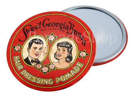 Sweet Georgia Brown Taschenspiegel