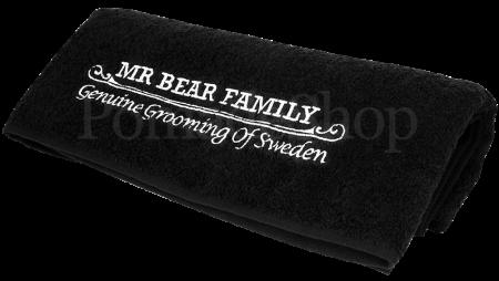 Mr Bear Family Barber Towel
