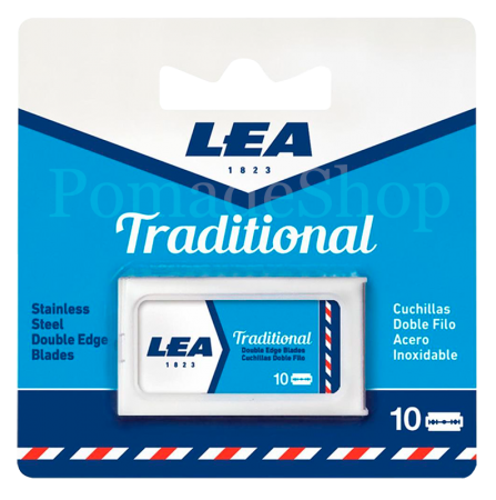 LEA Traditional Double Edge Blades