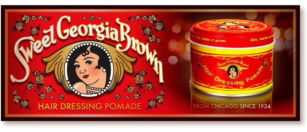 Sweet Georgia Brown Pomade