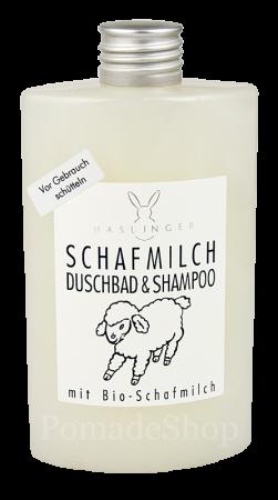 Haslinger Schafmilch Duschbad & Shampoo