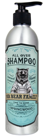 Mr Bear Family All Over Shampoo Springwood