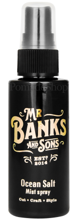 Mr. Banks and Sons Ocean Salt Mist Spray