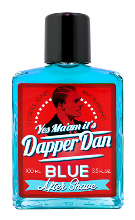 Dapper Dan Aftershave Blue