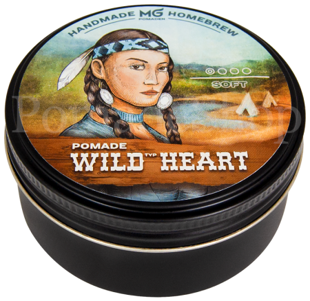 MG Pomaden Wild at Heart Soft