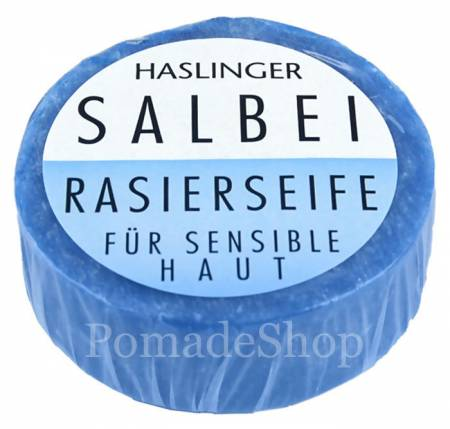Haslinger Sage Shaving Soap