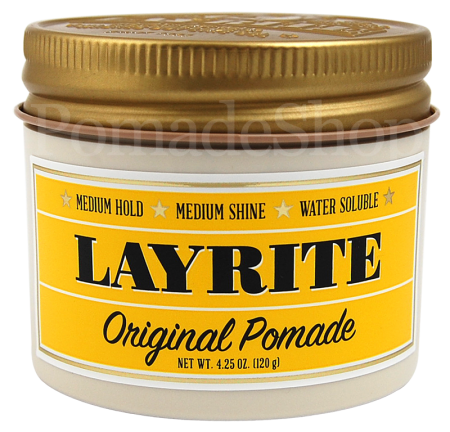 "Layrite ORIGINAL Pomade ""REGULAR"""