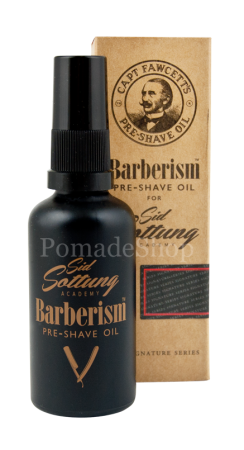 Captain Fawcett's Barberism Pre-Shave Oil