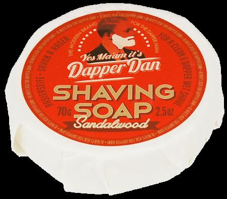 Dapper Dan Shaving Soap Sandalwood