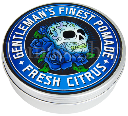 Gentlemans Finest Pomade Fresh Citrus