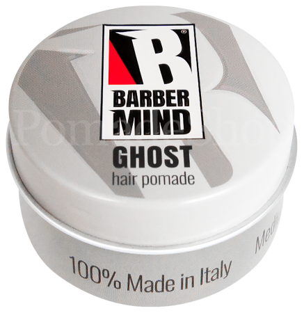 Barber Mind Pomade Ghost