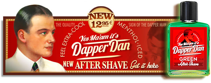 Dapper dan green