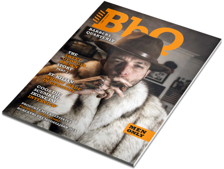 Barbers Quarterly Magazin 01 2019