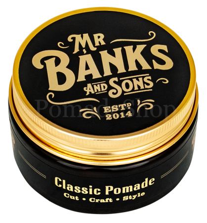 Mr. Banks and Sons Classic Pomade