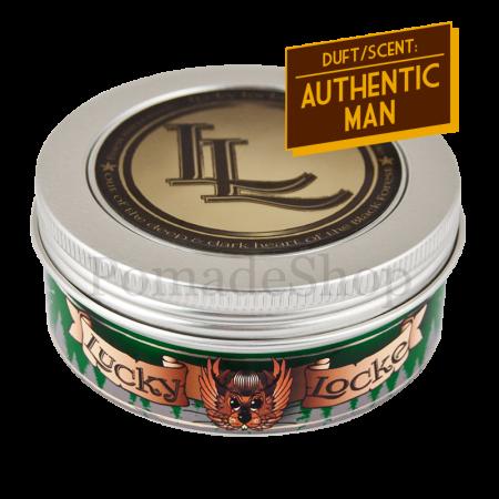 Lucky Locke Authentic Man Green Label Pomade Medium