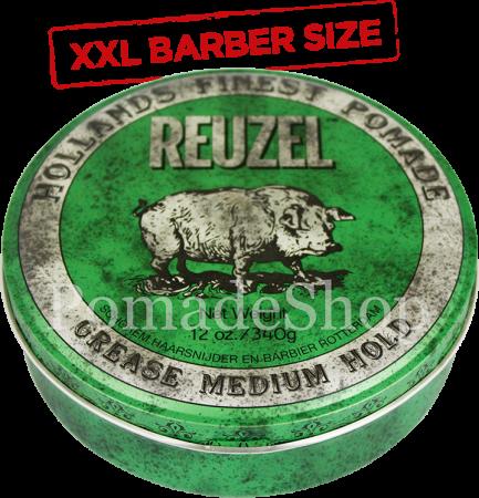 Reuzel grün XXL Barber Size