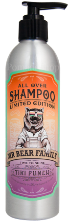 Mr Bear Family Tiki Punch Limited Edition Shampoo