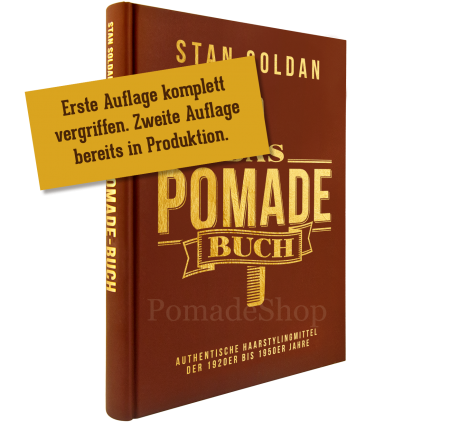 Stan Soldan Das Pomade Buch