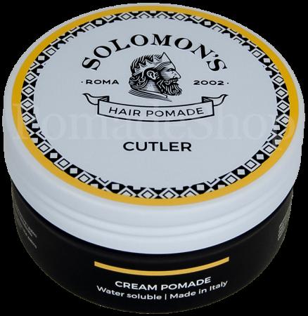 Solomon's Beard Cutler Cream Pomade